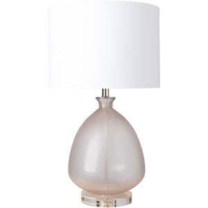 Weymonth Clear Table Lamp