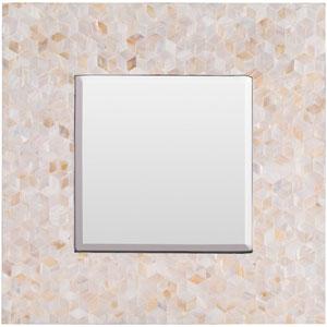 Wheatfields Square Wall Mirror