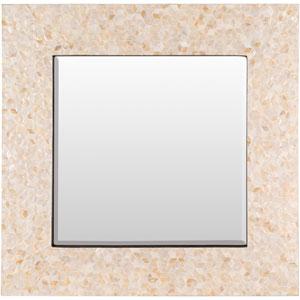 Wheatfields Ivory Mirror