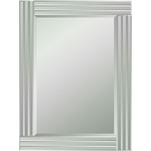 Wallace Silver Wall Mirror