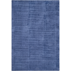 Wilkinson Dark Blue Rectangular: 5 Ft. x 7 Ft. 6 In. Rug