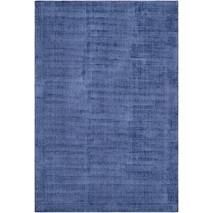 Wilkinson Dark Blue Rectangular: 8 Ft. x 10 Ft. Rug