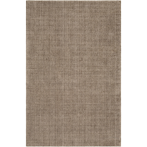 Wilkinson Dark Brown Rectangular: 8 Ft. x 10 Ft. Rug