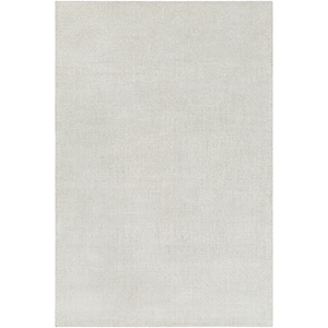 Wilkinson Light Grey Rectangular: 2 Ft. x 3 Ft. Rug