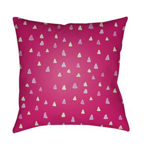 Funfetti Multicolor 20 x 20-Inch Throw Pillow