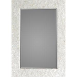 Whitaker White Wall Mirror