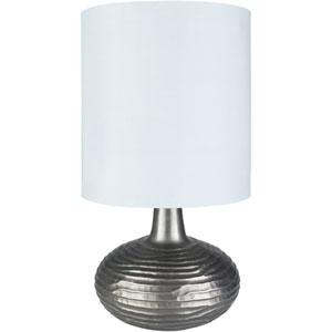 Whitworth Gray Portable Lamp