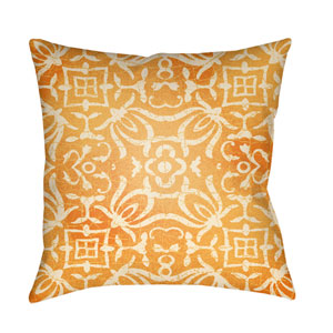 Yindi Multicolor 18 x 18-Inch Pillow