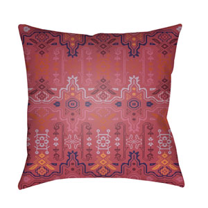 Yindi Multicolor 22 x 22-Inch Pillow