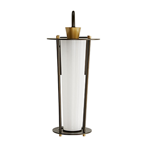Sorel Brown One-Light Outdoor Wall Sconce