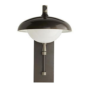 Stanwick Gray One-Light Outdoor Wall Sconce