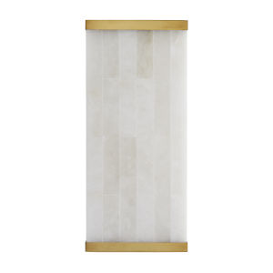 Vienna Snow Two-Light LED Wall Sconce