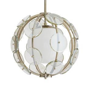 Westport Pale Brass One-Light Pendant
