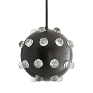 Varsha Bronze One-Light Pendant