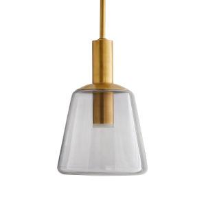 Vancouver Antique Brass LED Pendant