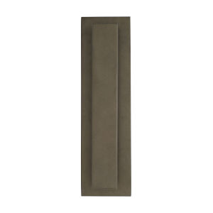 Titus Aged Brass Two-Light LED Outdoor Wall Sconce