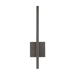 Simba Aged Iron Two-Light LED Outdoor Wall Sconce