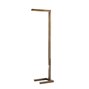 Salford Gold One-Light LED Floor Lamp