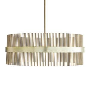 Hozier Silver 12-Light Chandelier