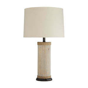 Frank Ponterio Natural Iron One-Light Natadola Lamp