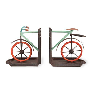 Bike Bookends, Send of Two