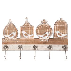 Song Bird Wall Hooks