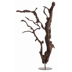 Kazu Dragon Tree Root Iron Floor Sculpture