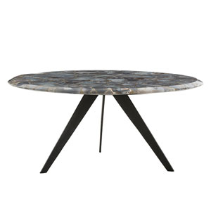 Essex Natural Iron Cocktail Table
