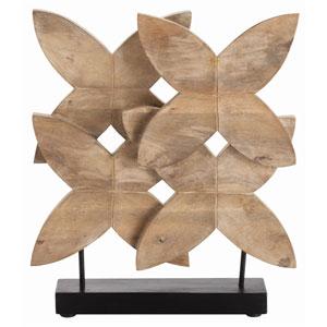 Ella Natural Wax 24-Inch Sculpture