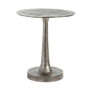 Bellamy Distressed Round Side Table