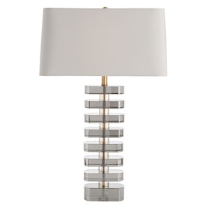 Ferris Champagne One-Light Table Lamp