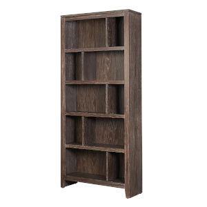 James Washed Brown Large Bookcase