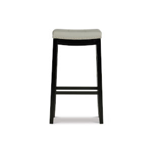 Benjamin Black Bar Stool