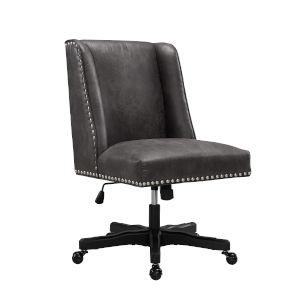 Logan Black Office Chair