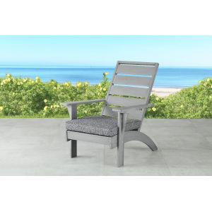 Samuel Gray Outdoor Chair