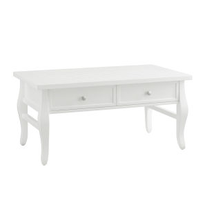 Ramey White Coffee Table