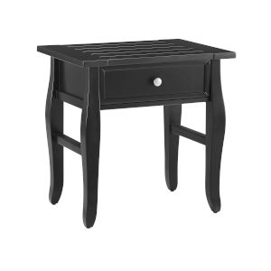 Ramey Black End Table