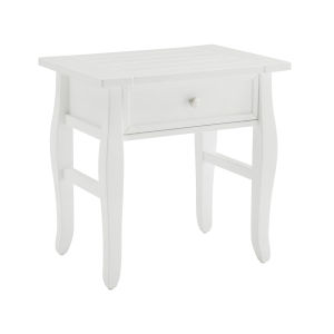 Ramey White End Table