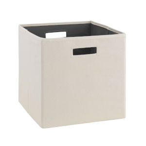 Ellis Linen Storage Bin, Pack of 2