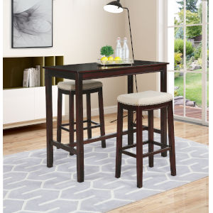 Noah Brown 42-Inch Bar Height Pub Table