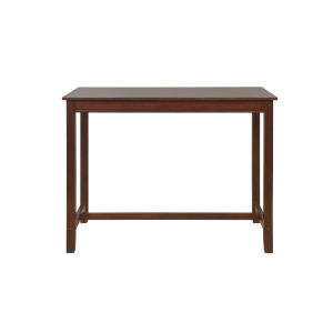 Noah Espresso Brown 36-Inch Counter Height Pub Table