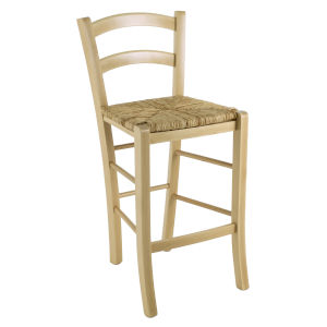 William Natural Counter Stool, Set of 2