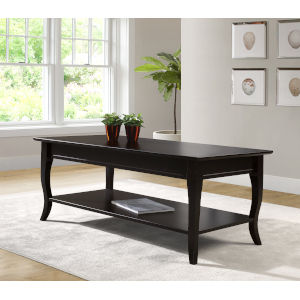 William Espresso Coffee Table