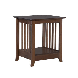 Reese Cappuccino End Table
