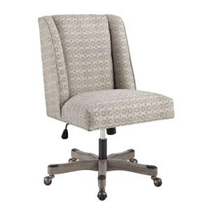 Draper Tonal Gray Office Chair