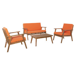 Cole Outdoor Chat Set