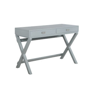Charlotte Gray Two drawer Writing Desk