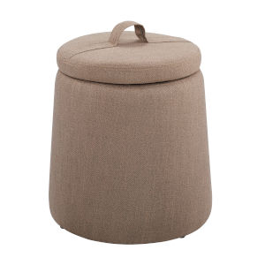 Alex Gray Storage Ottoman