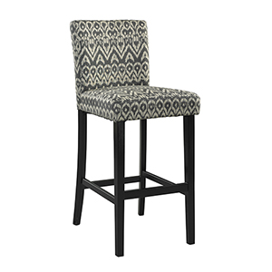Morocco Driftwood 24-Inch Counter Stool