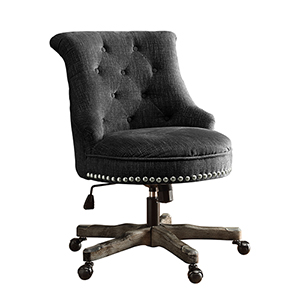 Sinclair Gray Office Chair